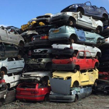 recyclage van wagens